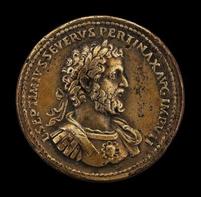 Septimius Severus, Emperor, reigned A.D. 193-211 [obverse]