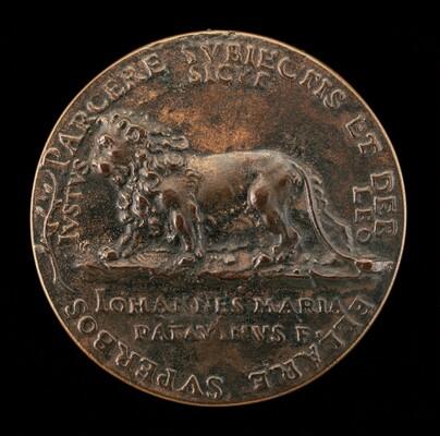 Lion [reverse]