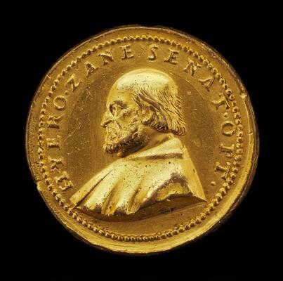 Girolamo Zane, Venetian Senator [obverse]