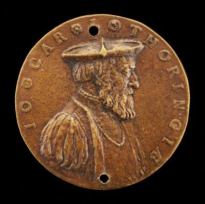 Jean de Lorraine, 1498-1550, Cardinal 1518 [obverse]