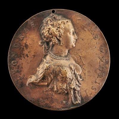 Leonora, Wife of Giovanni Battista Cambi, called Bombarda, the Medallist