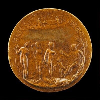 The Judgment of Paris [reverse]