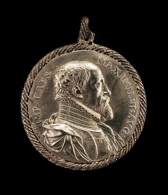Maximilian II, 1527-1576, Holy Roman Emperor 1564 [obverse]