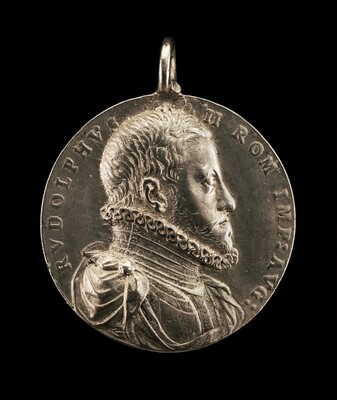 Rudolph II, 1552-1612, Holy Roman Emperor 1576 [obverse]