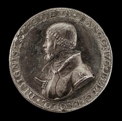 Guido Rangoni, 1485-1539, Lord of Spilimberto [obverse]