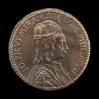 Giovanni Pico della Mirandola, 1463-1494, Philosopher and Poet