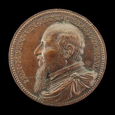 Francesco Morosini, 1560-1641, civil governor of Crete 1627