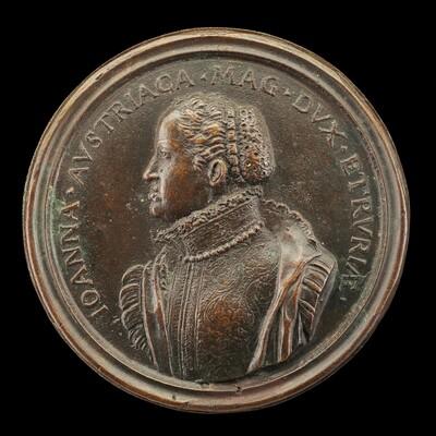 Johanna of Austria, 1547-1578, First Wife of Francisco I de' Medici 1565