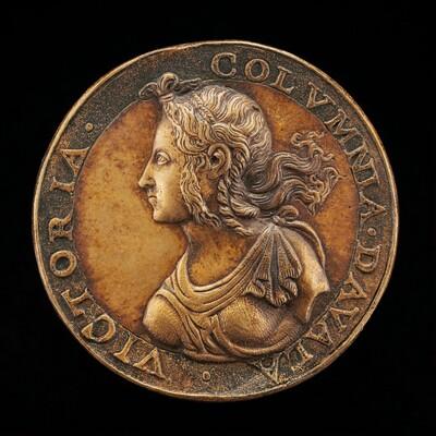 Vittoria Colonna, c. 1490-1547, Wife of Francesco d'Avalos 1507