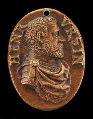 Enrico Orsini, died 1604 [obverse]