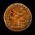 Apollo Placing a Wreath on a Lion [reverse]
