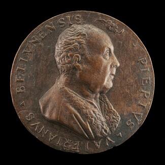 Pierio Valeriano Bolzanio, 1477-1558, Philologist and Tutor