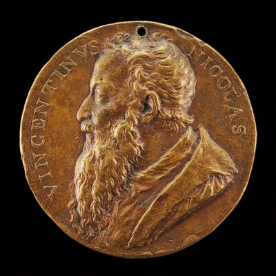 Nicola Vicentino, 1511-c. 1576, Composer and Musical Theorist [obverse]