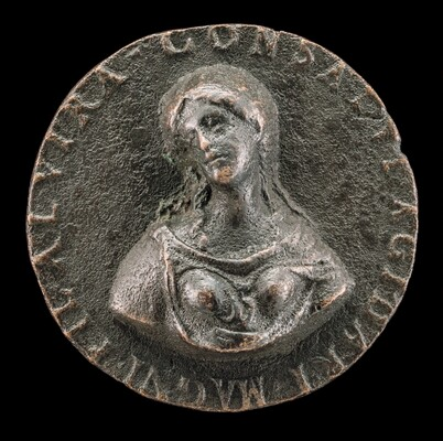Elvira, Daughter of Consalvo de Córdoba [obverse]