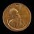 Heraclius I, c. 575-641, Roman Emperor 610 [obverse]