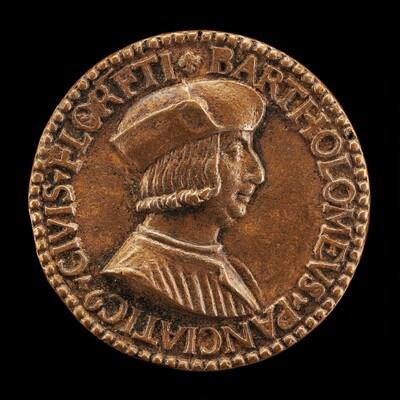Bartolomeo Panciatichi, 1468-1533, Merchant [obverse]