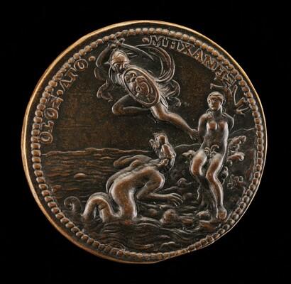 Perseus Rescuing Andromeda [reverse]