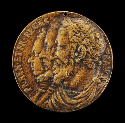 François I, Henri II, and François II, Kings of France 1515-1547, 1547-1599, and 1599-1560