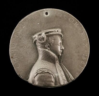 Charles IX, 1550-1574, King of France 1560