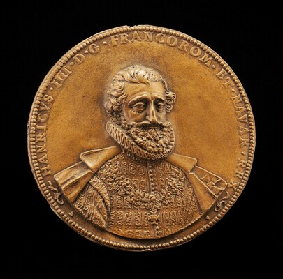 Henri IV, 1553-1610, King of France 1589