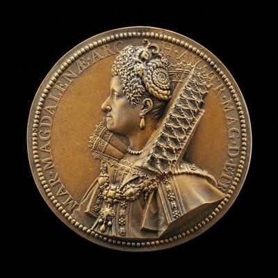 Maria Magdalena, Grand Duchess of Tuscany, Wife of Cosimo II de' Medici 1589