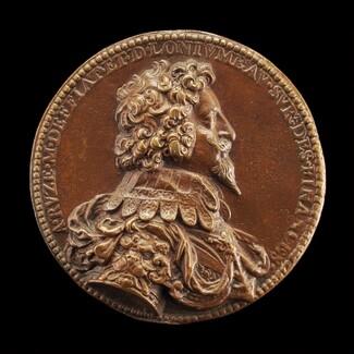 Antoine Coëffier, called Antoine Ruzé, 1581-1632, Baron Longjumeau 1621 and Marquess of Effiat 1624 [obverse]