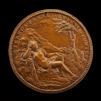 Nymph of the Seine [reverse]