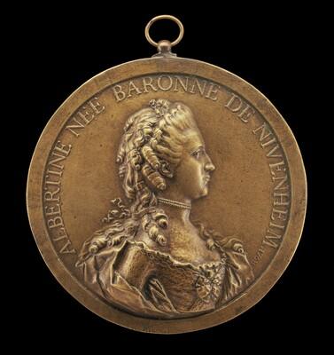 Albertine de Nivenheim