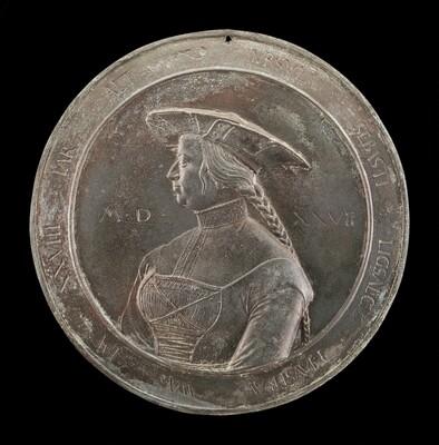 Ursula Saemftl, 1499-1551, Second Wife of Sebastian Liegsalz 1522