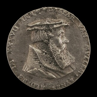 Caspar von Mulheim, 1506-1570/1571, Counselor of Cologne [obverse]