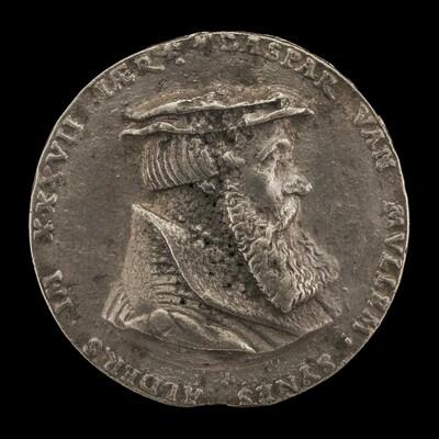 Caspar von Mulheim, 1506-1570/1571, Counselor of Cologne [obverse]