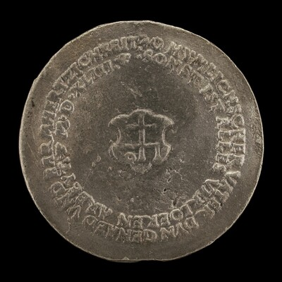 Shield with House-mark [reverse]