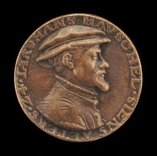Hans Hauschel, born 1520 [obverse]