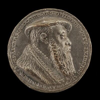 Ludwig X, 1495-1545, Duke of Bavaria 1514 [obverse]