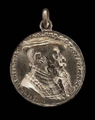 Wilhelm Löffelholz von Kolberg, 1501-1554, Patrician of Nuremberg [obverse]