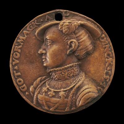 Emilia of Saxony, 1516-1591, Margravine of Brandenburg-Ansbach [obverse]