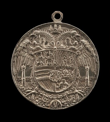 Double-headed Eagle, Charged with Shield [reverse]