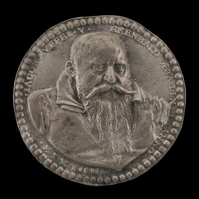Jakob Muffel, 1509-1569, Patrician of Nuremberg