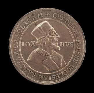 John Huss Centenary Medal [obverse]