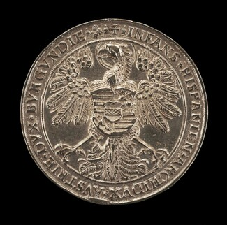 Eagle Displayed, Charged with Shield [reverse]