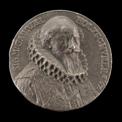 Sigmund Gabriel Holtzschuher, 1575-1652, Citizen of Nuremberg