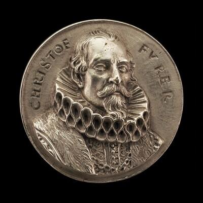 Cristoph Fürer von Haimendorf, 1578-1653, Patrician of Nuremberg [obverse]