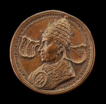Adrian VI (Adrian Dedal, 1459-1523), Pope 1522