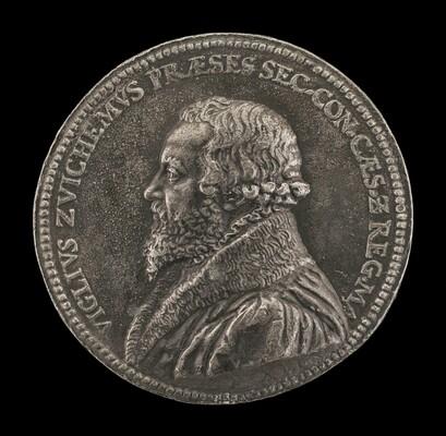 Viglius van Aytta of Zuichem, 1507-1577, Lawyer and Humanist