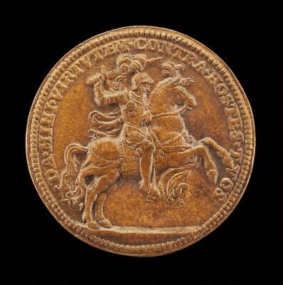 Sigismund II Augustus on Horseback [reverse]