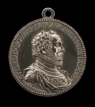 Willem I, 1533-1584, Prince of Orange and Nassau [obverse]