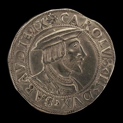 Carlo II, 1486-1553, 9th Duke of Savoy 1504 [obverse]