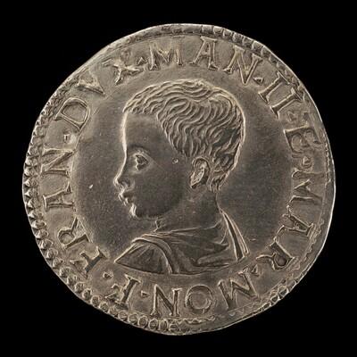 Francesco III Gonzaga, 1533-1550, 2nd Duke of Mantua [obverse]