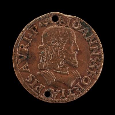 Giovanni Sforza, 1466-1510, Lord of Pesaro [obverse]