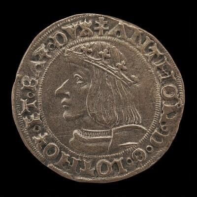 Antoine, 1489-1544, Duke of Lorraine 1508 [obverse]